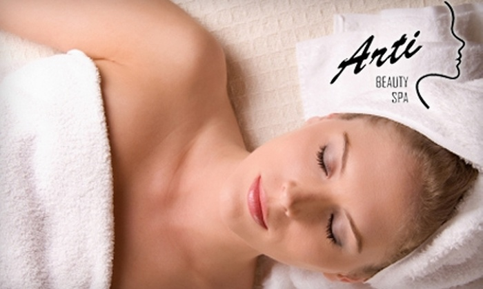 Arti Beauty Spa - Kettering: Up to 54% Off Services at Arti Beauty Spa. Choose from Four Options.