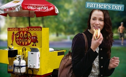 Dogs & Spuds: $100 Groupon for Catering - Dogs & Spuds in