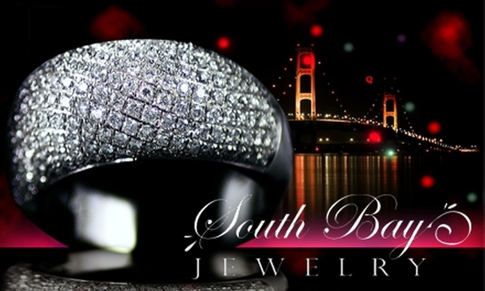 South Bay Jewelery - Multiple Locations: $50 for $200 Worth of In-Store or Custom Jewelry at South Bay Jewelry