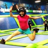 Half Off Two Trampoline-Jump Passes at AirHeads Trampoline Arena