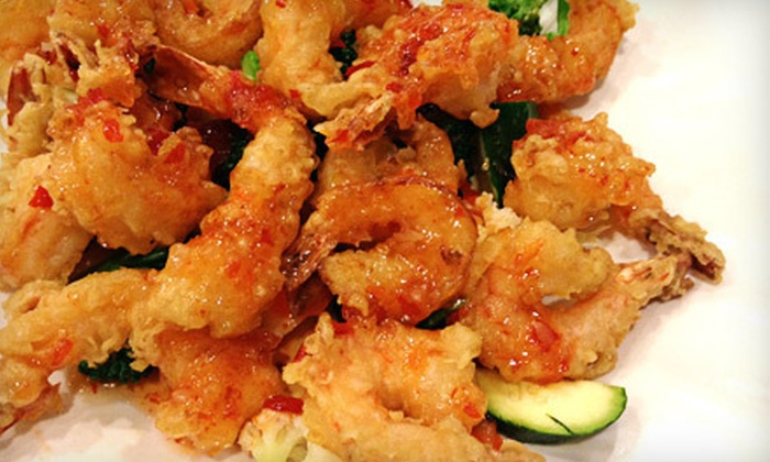 Chong's Cuisine - Lauren Estates West: $7 for $14 Worth of Asian Fare at Chong's Cuisine in Turlock