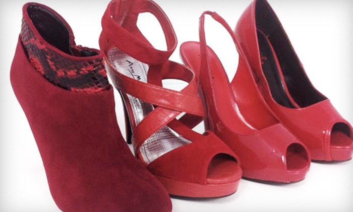 Wholesale Fashion Shoes - Mission: $12 for Two Pairs of Women's Shoes at Wholesale Fashion Shoes ($23.98 Value)