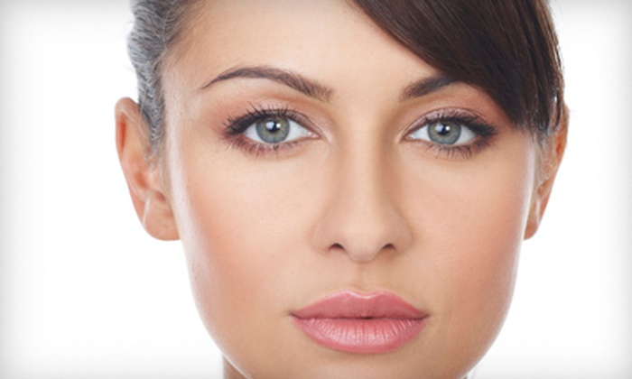 JMC Restorative Medicine - Media and Entertainment District: $95 for Microdermabrasion and Glycolic Peel at JMC Restorative Medicine ($200 Value)