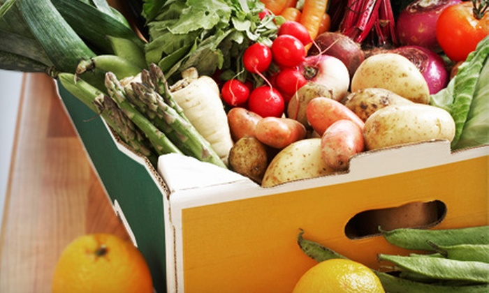 It's Organic! - Central Sacramento: $15 for Organic Fruit and Vegetable Delivery from It's Organic!
