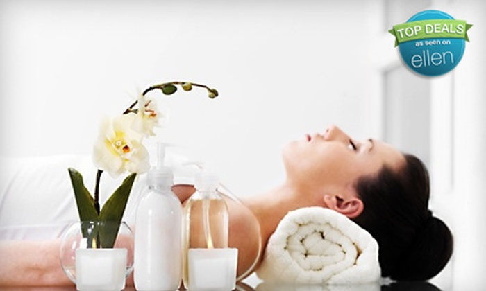 Greenleaf Cottage Day Spa - Fort Myers: $35 for a 60-Minute Swedish Massage or Body Scrub at Greenleaf Cottage Day Spa ($75 Value)