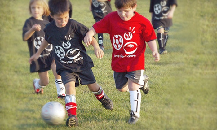 Jump Start Sports - Chapel Hill: $135 for Two Weeks of Kids' Sports Camp from Jump Start Sports (Up to $285 Value)
