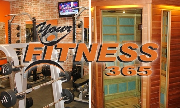 Your Fitness 365 - Multiple Locations: $29 for a Three-Month Membership and Unlimited Tanning at Your Fitness 365
