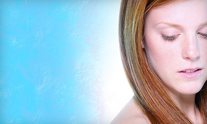 Hair Currents - Atlantic Heights: $17 for Shampoo, Haircut, and Blow-Dry at Hair Currents (Up to $40 Value)
