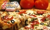Folino Brothers' Pizzeria - Scott Township: $10 for $20 Worth of Hand-Tossed Pizza, Calzones, and More at Folino Brothers' Pizzeria