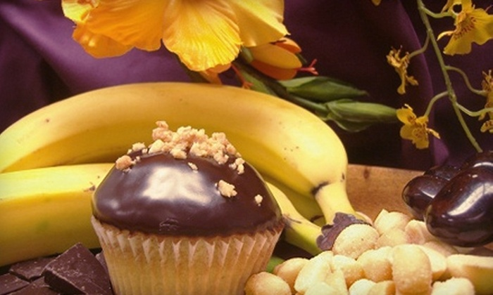 Island Cupcakes - Rancho Santa Margarita: $15 for a Dozen Cupcakes at Island Cupcakes in Rancho Santa Margarita ($31 Value)