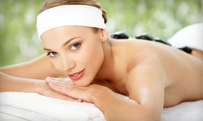 Tamav Salon & Spa - Cambridge: $50 for a 60-Minute Hot-Stone Massage at Tamav Salon & Spa in Cambridge ($101.70 Value)