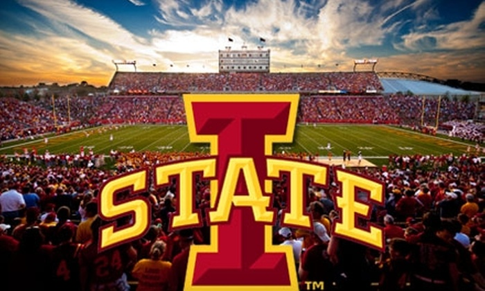 62% Off Ticket to Iowa State Football Game - Iowa State ...