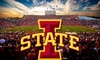 Iowa State Football - Iowa State University: $25 for Reserved Ticket to Iowa State Cyclones vs. Missouri Tigers Football Game on November 20 ($60 Value)