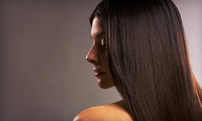 Shlomi Salon - Dania Beach: One or Two Keratin Straightening Treatments at Shlomi Salon in Dania Beach (Up to 59% Off)