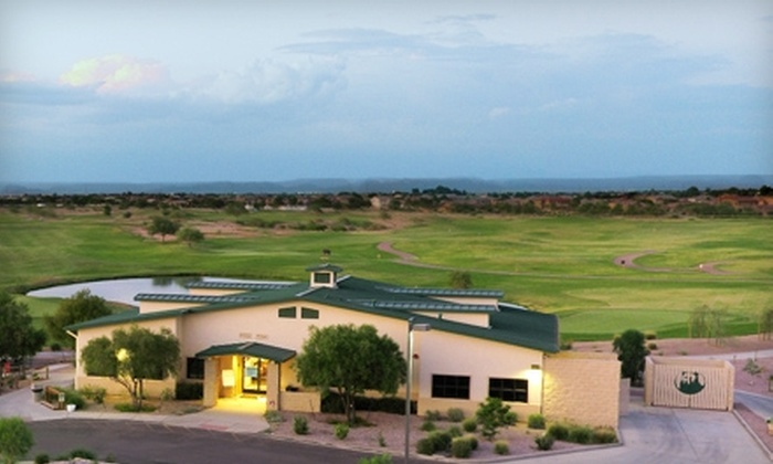 Bear Creek Golf Complex - Chandler: $49 for Summer Membership and 12 Buckets of Range Balls at Bear Creek Golf Complex in Chandler ($287.59 Value)
