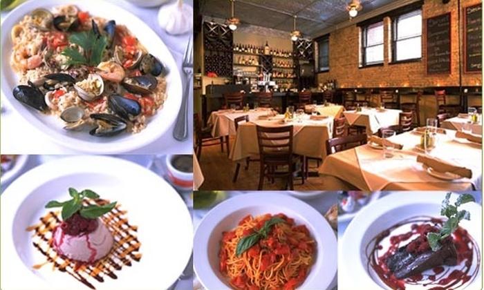 Sapori Trattoria - Chicago: $15 for Family Style Mondays at Sapori Trattoria