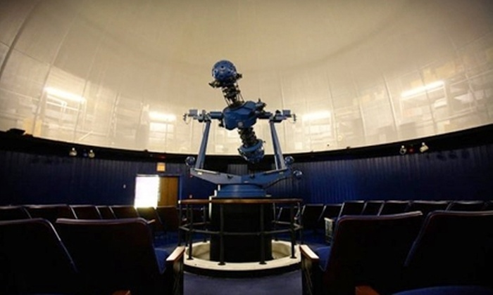 New Jersey State Museum - Downtown: Membership or Planetarium Shows at the New Jersey State Museum in Trenton. Three Options Available.