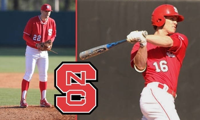 NC State Baseball - Southwest Raleigh: $14 for Four Reserved-Seat Tickets to NC State Baseball
