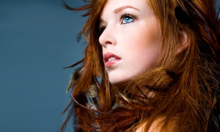 Only Nails and Hair - Leon Valley: $89 for Paul Mitchell Salon Package at Only Nails and Hair in Leon Valley ($200 Value)