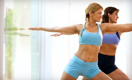 5 Yoga Classes (an $85 Value) - Miami Life Center in Miami Beach