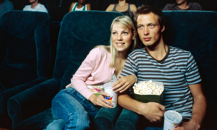 The Edge - Crestwood South: $17 for a Movie for Two with Large Popcorn and Large Drink at The Edge (Up to $34 Value)