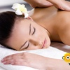 Up to 51% Off Massage, Facial, or Both