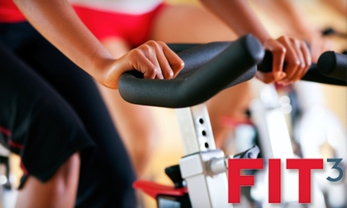 Fit3 - Dranesville: $100 for $500 Worth of Cardio and Home-Gyms at Fit3 in Tyson's Corner