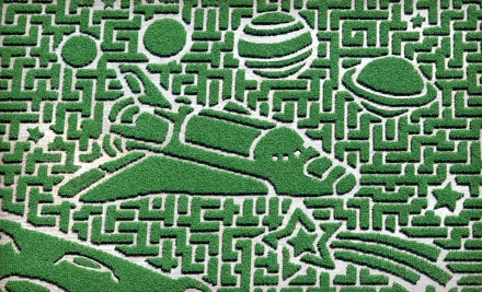 Good for 1 Admission on Sat., Sep. 17 or Sun., Sep. 18 (up to a $13 value) - Sever's Corn Maze in Shakopee