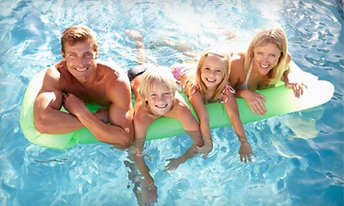 Locey Swim & Spa Co. - Multiple Locations: $25 for $50 (or $50 for $100) Worth of Pool Chemicals and Accessories at Locey Swim & Spa Co. Two Locations Available.