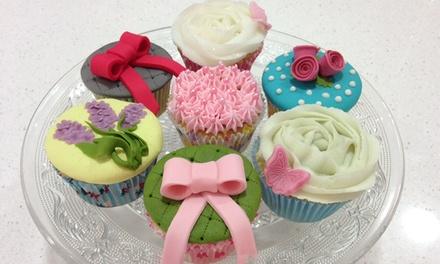 Curso de cupcakes, modelado de figuras, galletas o cake pops para 1 o 2 personas desde 19,95 € en dos centros a elegir