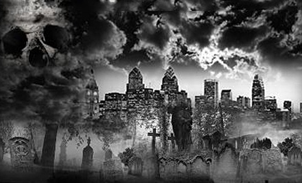 1 Ticket (up to a $16.99 value) - Grim Philly Twilight Tour in Philadelphia