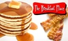 The Breakfast Place - Attleboro: $5 for $15 Worth of Fare and Drinks at The Breakfast Place