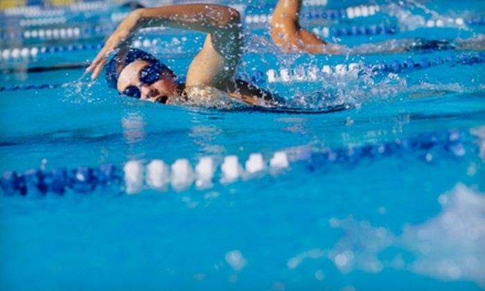 Marinwood Pool - San Rafael: $24 for Four Group Swim Lessons from Marinwood Pool in San Rafael (Up to $48 Value)