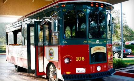 Brewen's Empire Trolley - Brewen's Empire Trolley in Murrieta