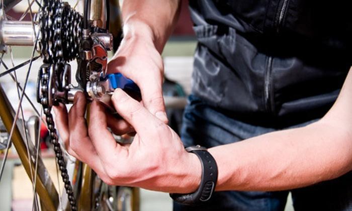 Seashore Bikes & Fitness - Hampton Roads: $28 for a Bike Tune-Up at Seashore Bikes & Fitness in Virginia Beach ($59.99 Value)
