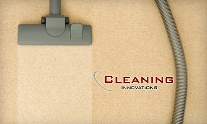CI Carpet Cleaning - Penn Hills: $43 for a Three-Room Carpet Cleaning from CI Carpet Cleaning ($87 Value)