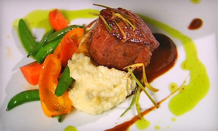 Grecco's: $59 for a Home-Delivered Chef in a Box Meal for Four from Grecco's ($200 Value)