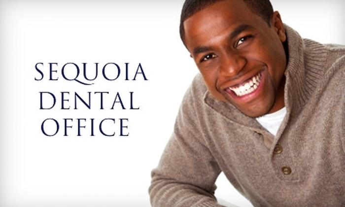 Sequoia Dental Office - Visalia: $60 for Exam, Full Mouth X-Ray, and Cleaning at Sequoia Dental Office in Visalia ($250 Value)