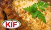 Kingston Iranian Food - Polson Park: $10 for $20 Worth of Iranian Fare at Kingston Iranian Food