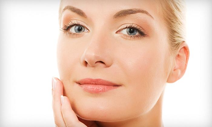 Speranzi Facial Spa - Caldwell: $45 for European Face Lift Massage at Speranzi Facial Spa in Bloomfield ($90 Value)