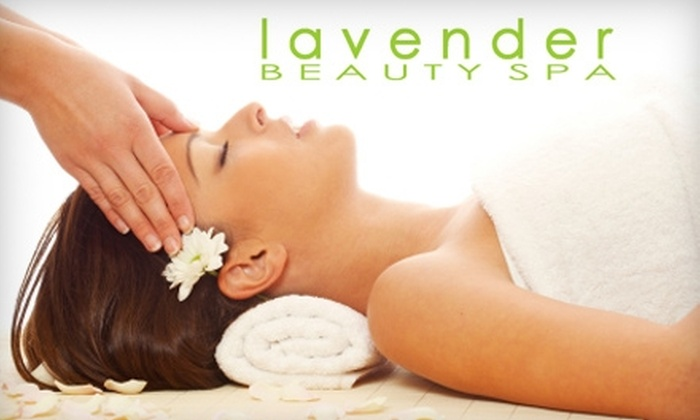 Lavender Beauty Spa - San Jose: $60 for a 75-Minute Aromatherapy Massage at Lavender Beauty Spa in Campbell