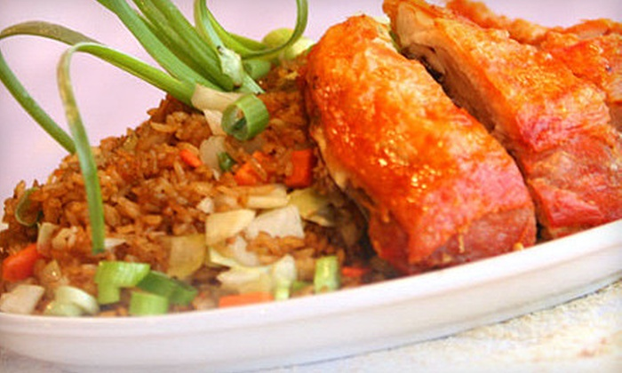 Island Mix Restaurant & Lounge - Vaughan: Lunch for Two or $10 for $20 Worth of Caribbean and Chinese Dinner Fare at Island Mix Restaurant & Lounge in Vaughan