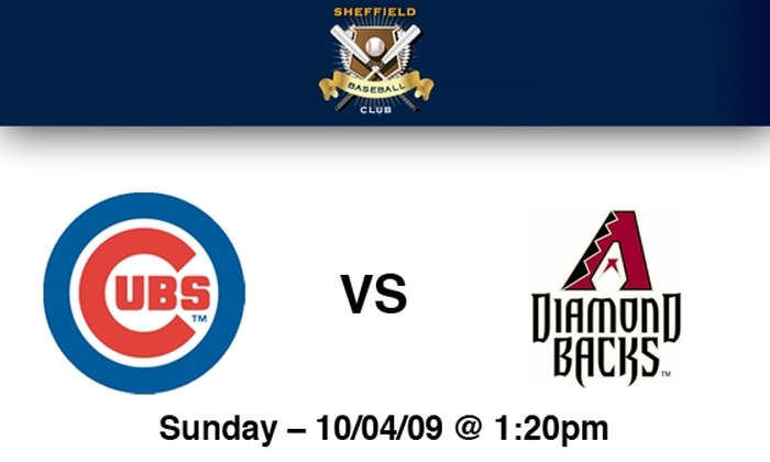 Sheffield Baseball Club - Lakeview: Cubs Rooftop Tickets: All You Can Eat & Drink Included. Buy Here for Cubs vs Arizona on 10/4 at Sheffield Baseball Club. More Games Below.