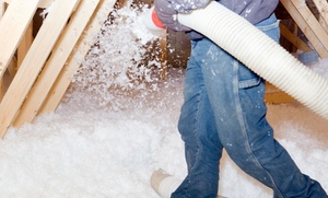 Home Performance Concepts: $99 for Fiberglass Insulation for 600 Square Feet from Home Performance Concepts ($450 Value)