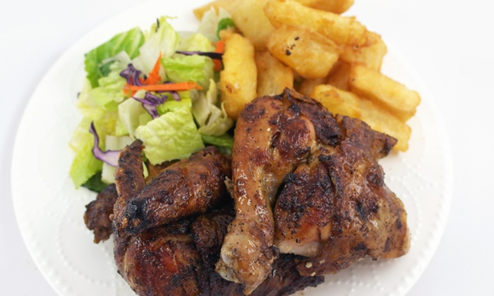 King Pollo - Wheaton - Glenmont: $12 for Two Groupons, Each Good for $10 Worth of Peruvian–Style Chicken at King Pollo ($20 Total Value)