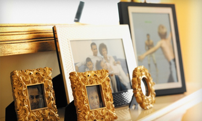 Pictures Plus - Lakewood: Custom Framing or Ready-Made Frames at Pictures Plus (Up to 51% Off)