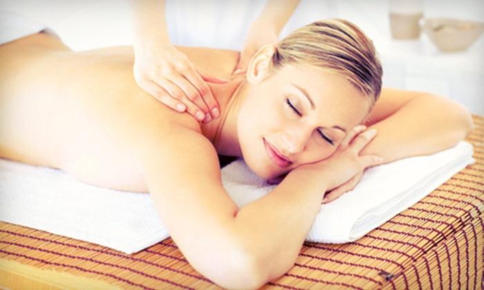 Plush Salon & Spa - Mesa: 60-Minute Swedish Massage with Option for Pedicure or 90-Minute Swedish Massage at Plush Salon & Spa (Up to 60% Off)