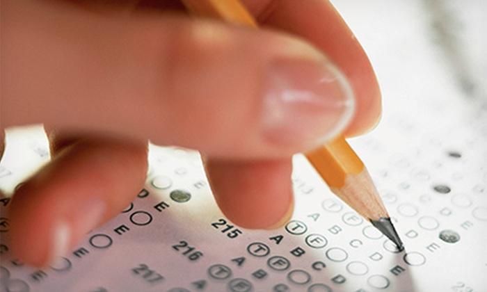 Academics Upward Tutoring - Spartanburg: $440 for $800 Worth of Test-Prep Classes at Academics Upward Tutoring/Test Coaching