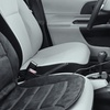 Wagan Deluxe Velour Heated Seat Cushion