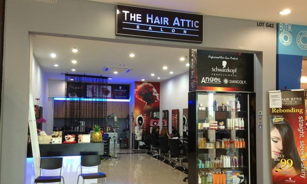 L or al or schwarzkopf hair service for Salon schwarzkopf